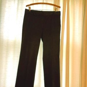 J. Crew cafe trouser - sz 6